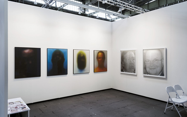 Paolo Cirio's solo show at Art Berlin Fair. September 2019