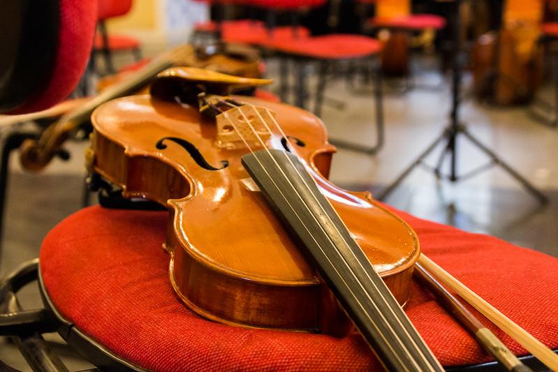 Apresentação da Orquestra Jovem Municipal de Guarulhos na catedral - 24/11/19