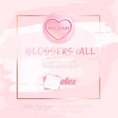 MICHAN Bloggers Call