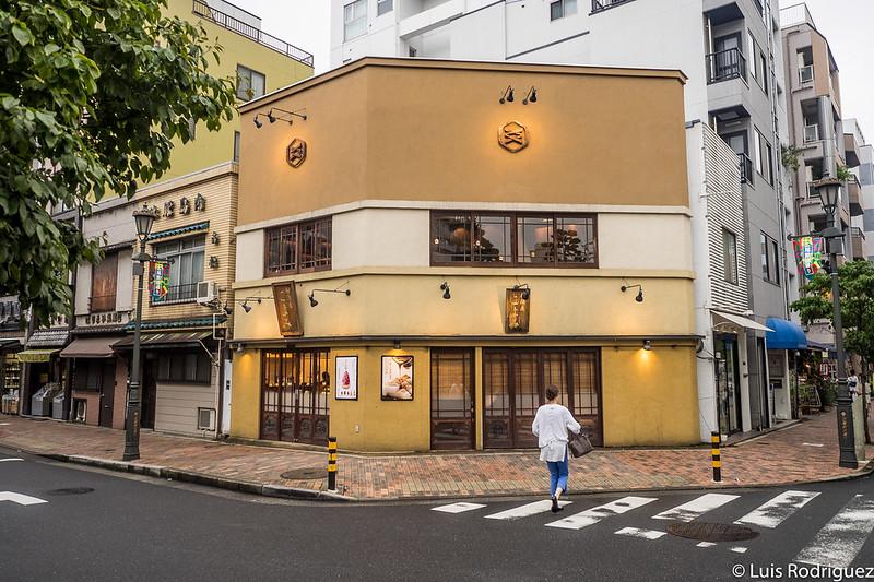 Confitería tradicional Funabashiya Koyomi