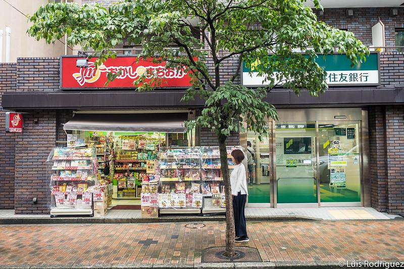 Tienda de chucherías Okashi no Machioka