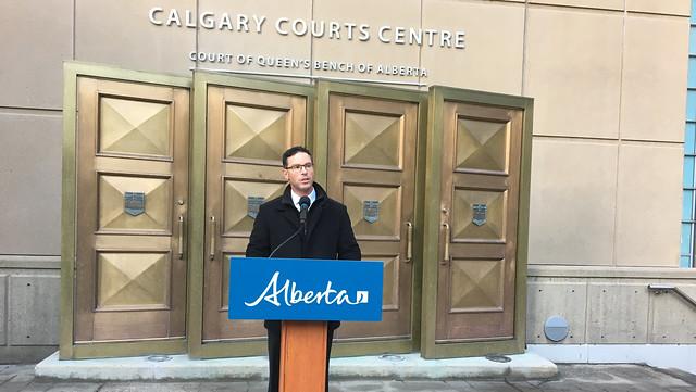 Strengthening Alberta's justice system