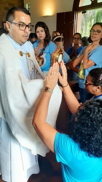 Retiro Mariano em Roraima