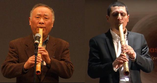 Kohachiro Miyata & Rodrigo Rodriguez