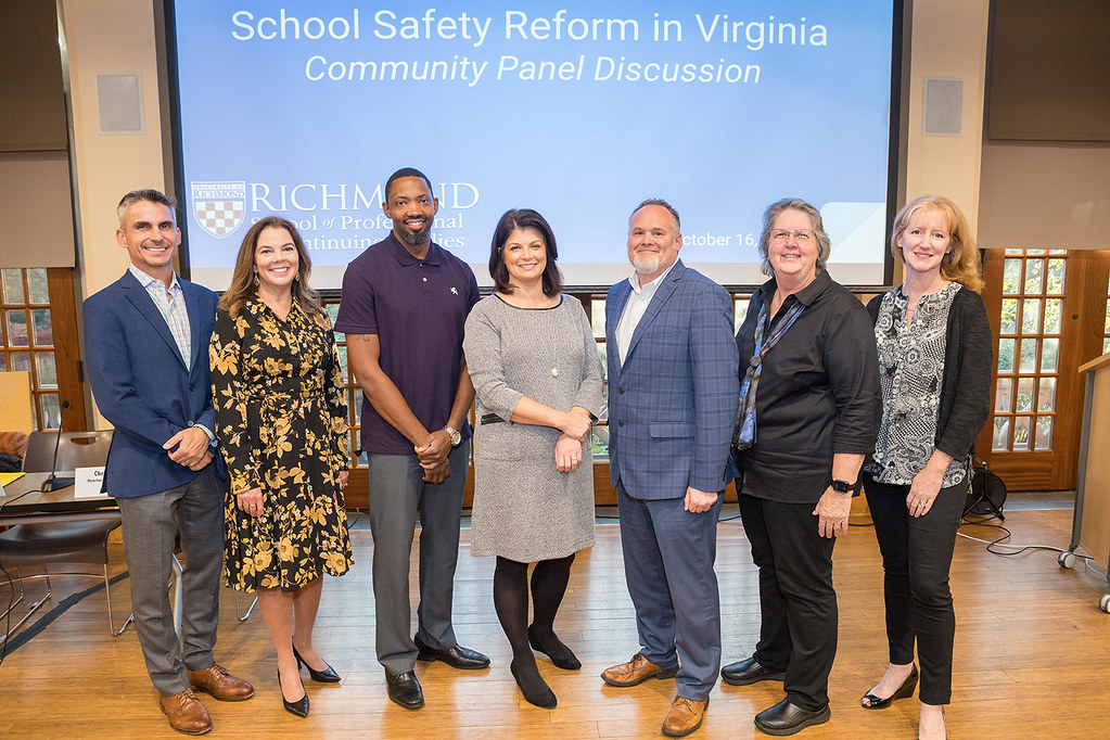 School Safety Panel Discussion