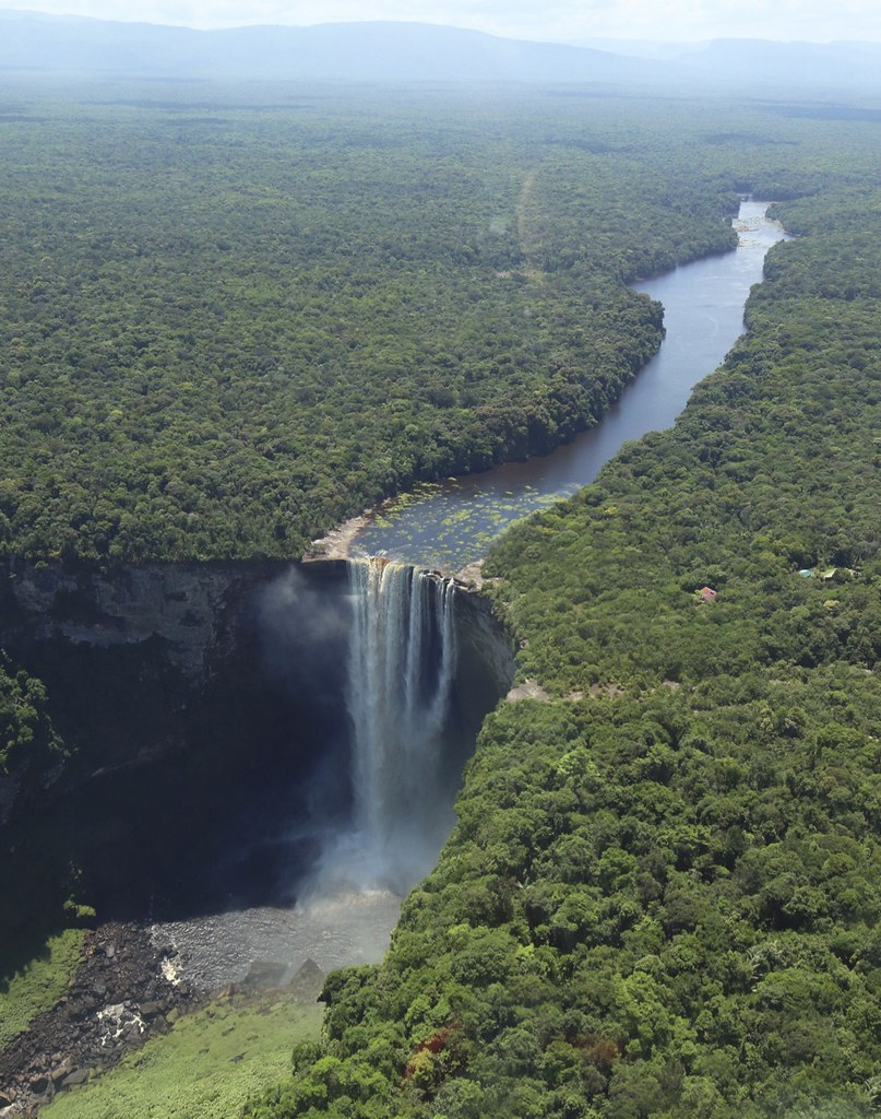 2019 VENT Guyana: Iwokrama Reserve pre-tour.