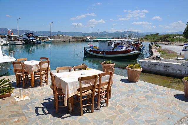 Crete harbour