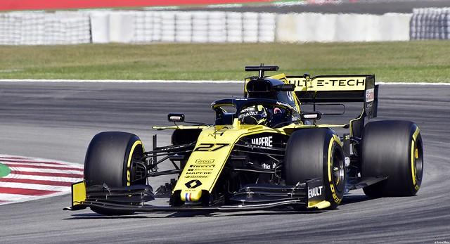 Renault RS19 / Nico Hulkenberg / GER / Renault Sport F1 Team