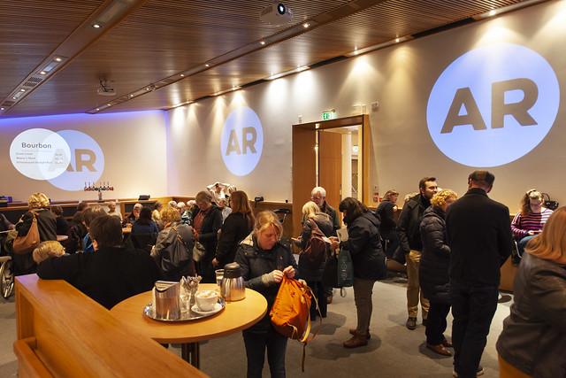 Assembly Rooms for Sandi Toksvig