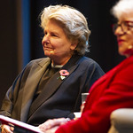 Sandi Toksvig and Ruth Wishart | © Robin Mair