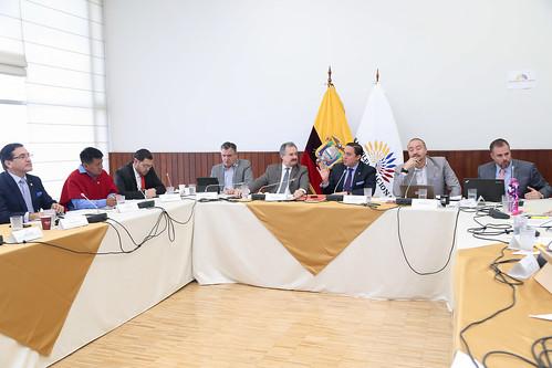 SESIÓN DE LA COMISIÓN DE RÉGIMEN ECONÓMICO. QUITO, 25 DE NOVIEMBRE 2019