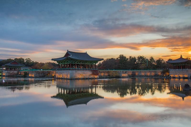 🇰🇷 慶州・📍東宮 / Donggung∣ Gyeongju - si