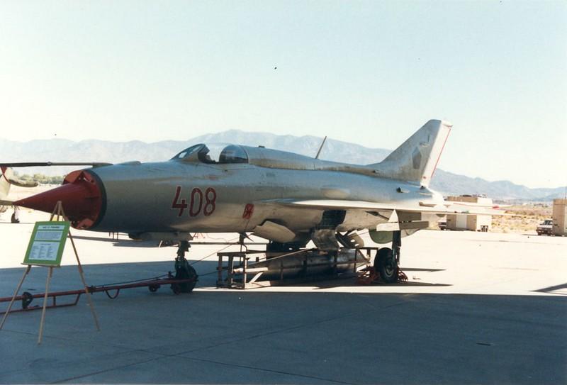 MiG-21PF Fishbed D 1