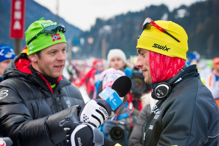 Northug bude závodit ve Visma Ski Classics
