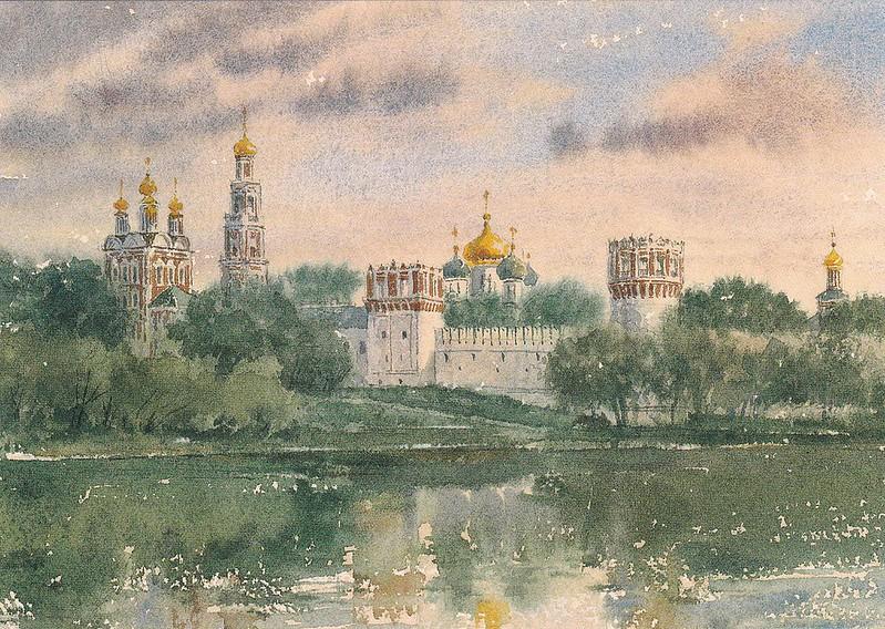 Москва в акварелях (1)