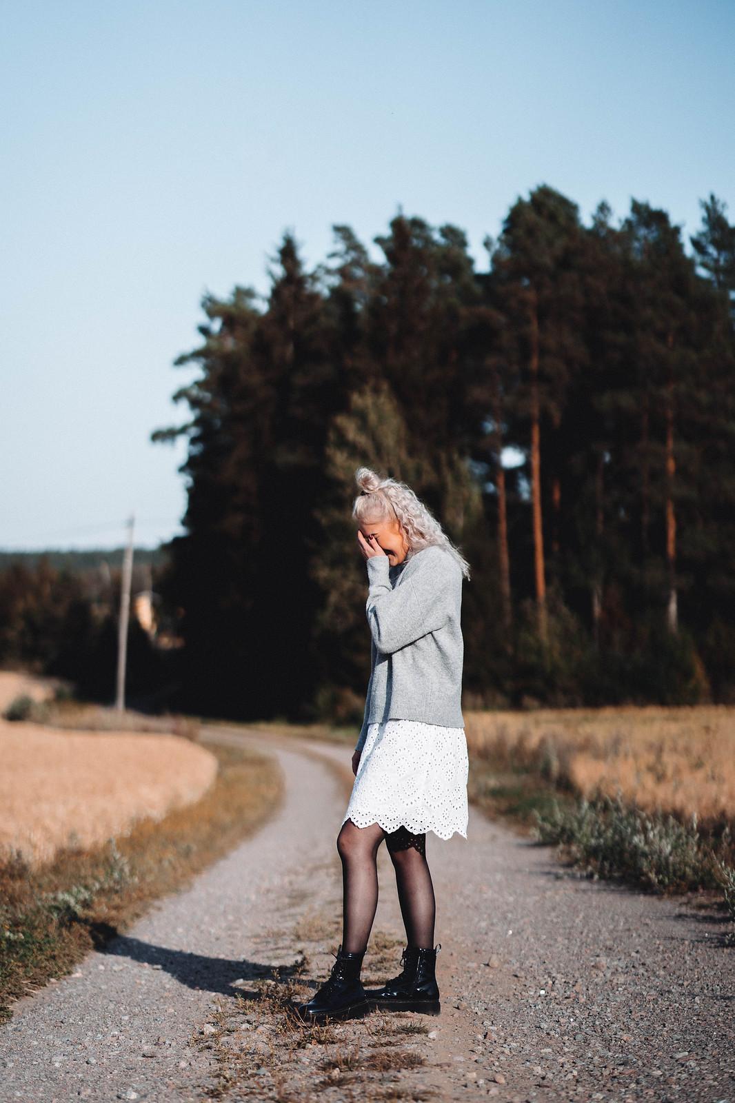 Miksi palasin Suomeen - Suvi Myllymäki