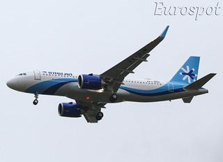 F-WWDY Airbus A320 Neo Interjet