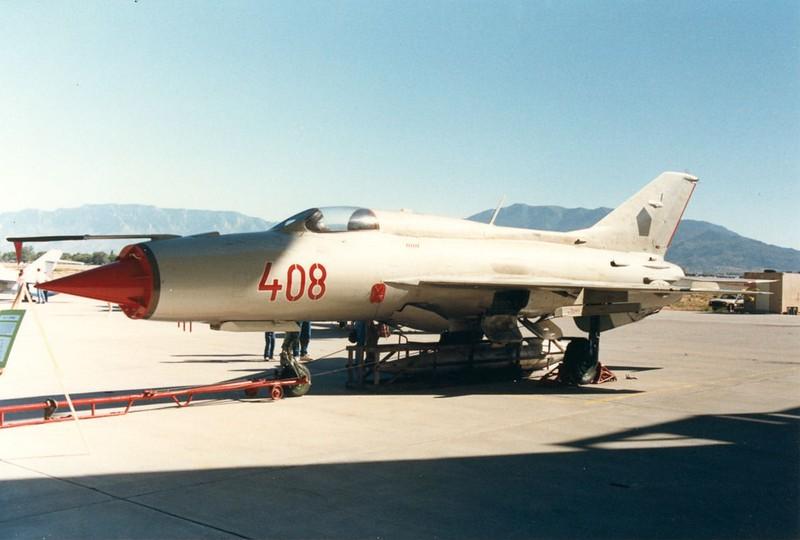 MiG-21PF Fishbed D 2