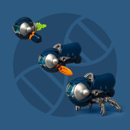 Mech Monday #47: Cobalt Bug Evolution