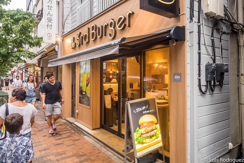 Hamburguesería The 3rd Burger