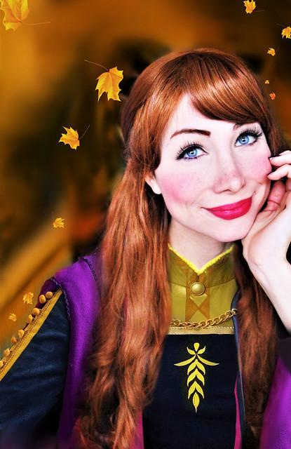 Frozen 2 - Anna of Arendelle