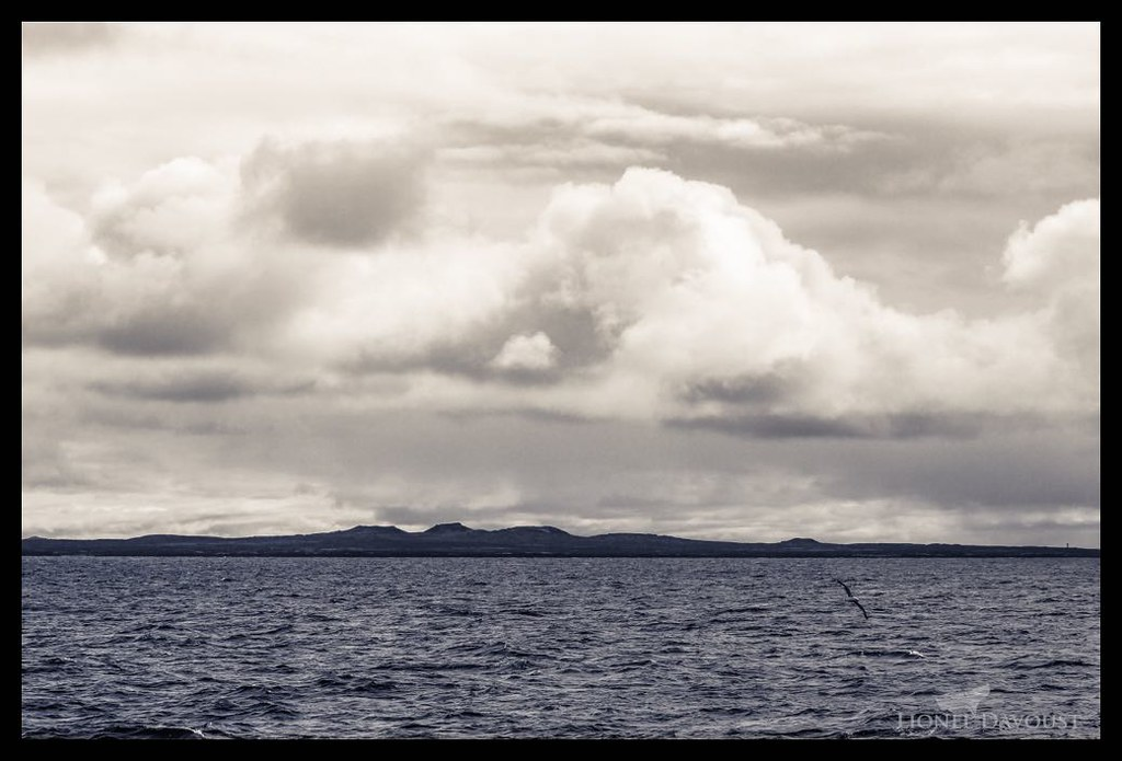 Big Icelandic sky