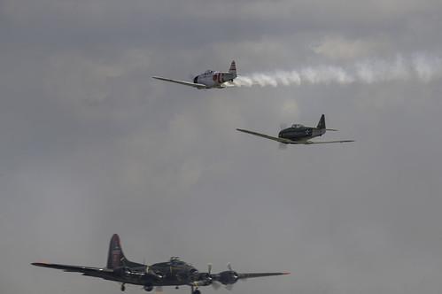 Battle Over the Bomber