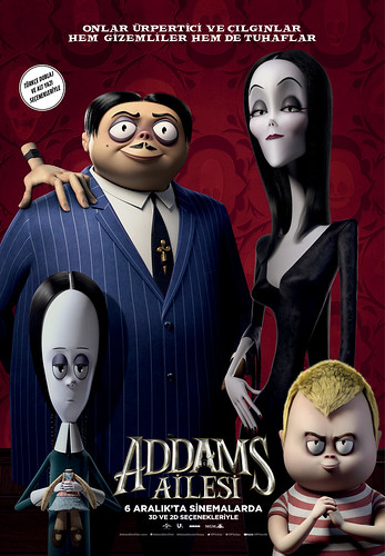 Addams Ailesi - The Addams Family (2019)