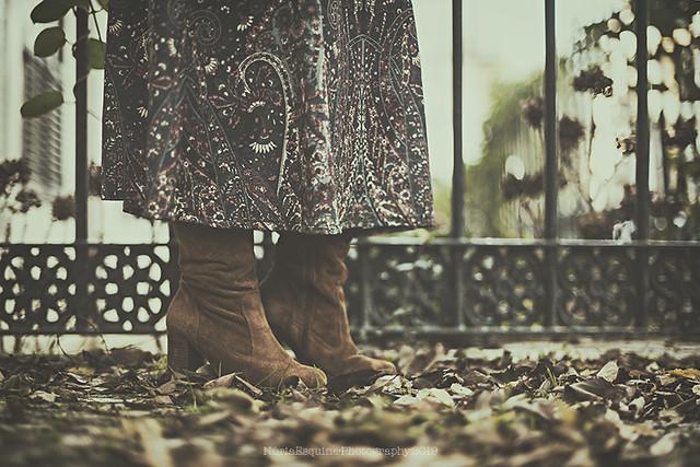I'm in love autumn