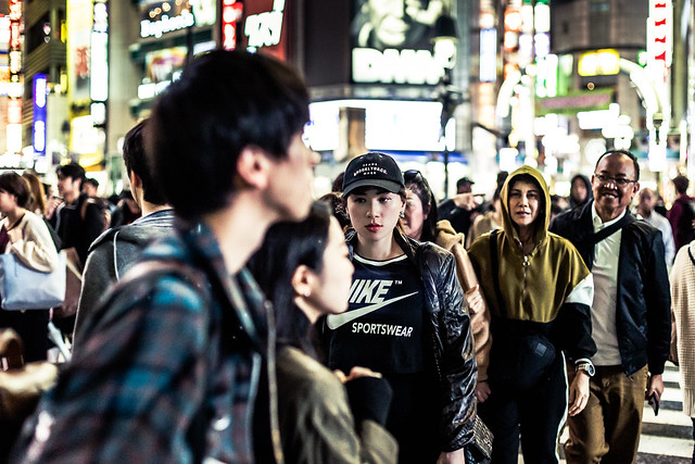 Shibuya crowd, Tokyo