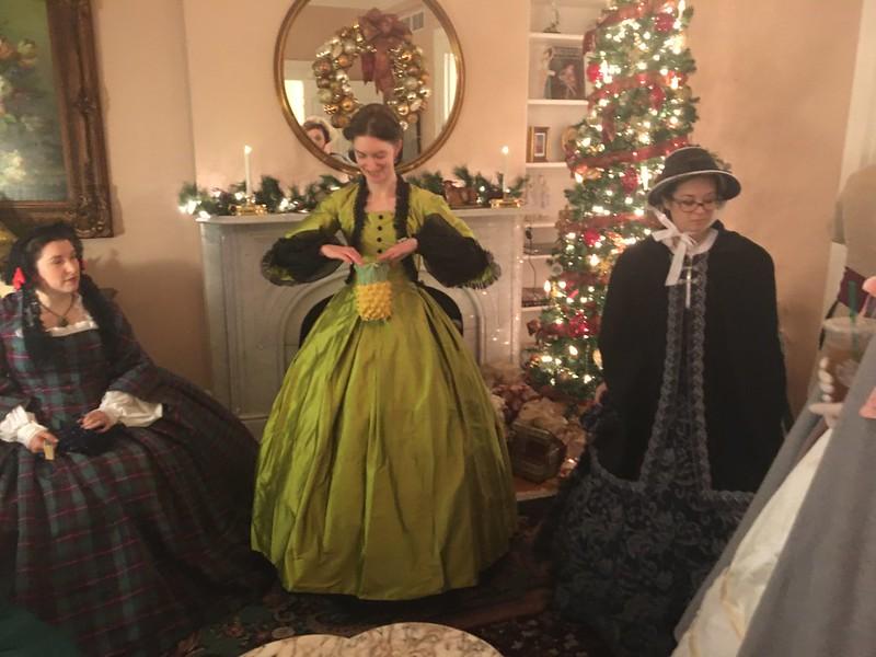 Gettysburg 2019: The Horrible Chartreuse Dress