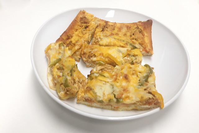 Pizza Chicken Fajita - Resteverbrauch / Leftovers