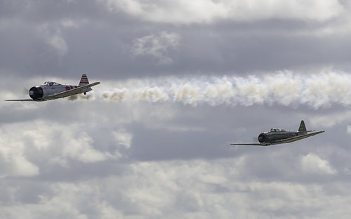 TTT P-36 Following the Zero