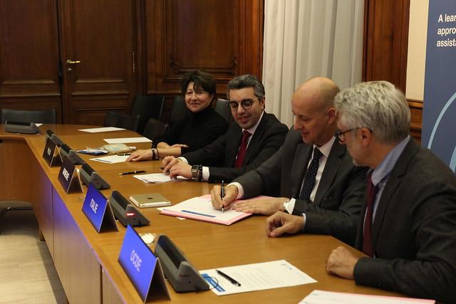 Armenia/Italy Signing Ceremony