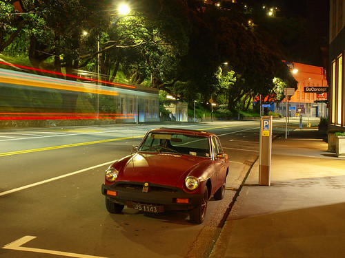 <p>1975 MG GT</p>