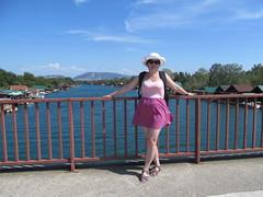 Bridge over the Boyana River
