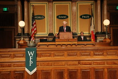 2005 World Food Prize Laureate Award Ceremony
