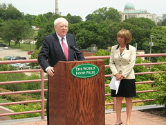 Food Festival Announcement in 2005