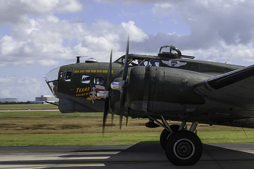 The B-17G Up Close