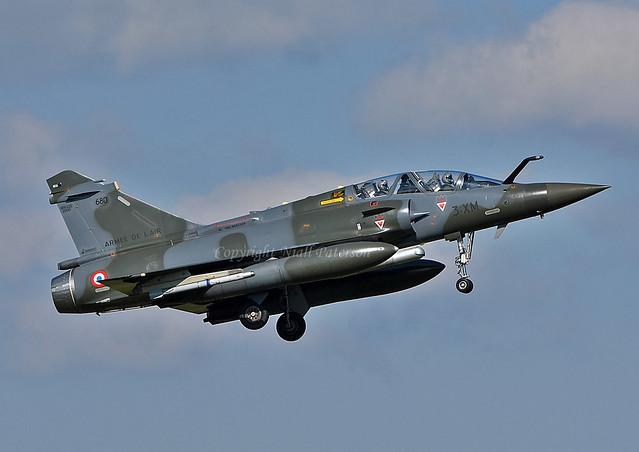 Mirage 680
