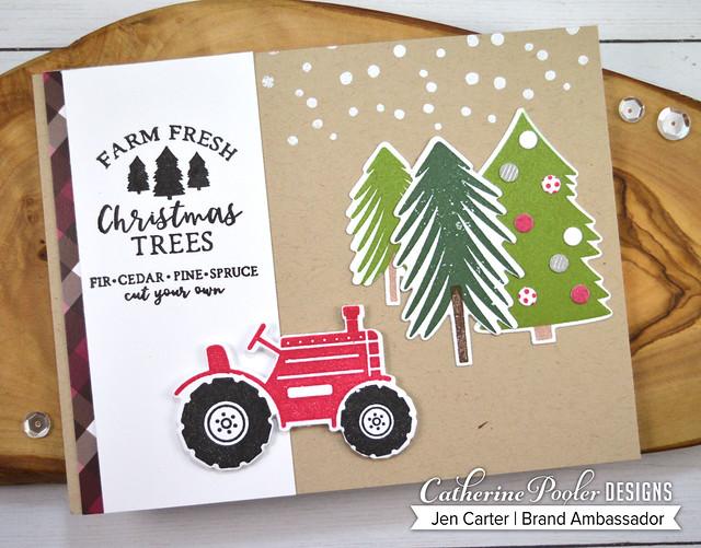 Christmas Tree Farm Christmas Trees JDC