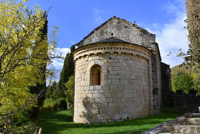 Sant Feliu de Rocabruna, Beget, Vall de Camprodon.