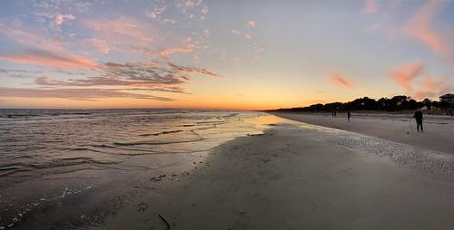 sunset beach southcarolina hiltonhead