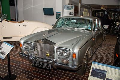 Rolls-Royce Silver Shadow MkI