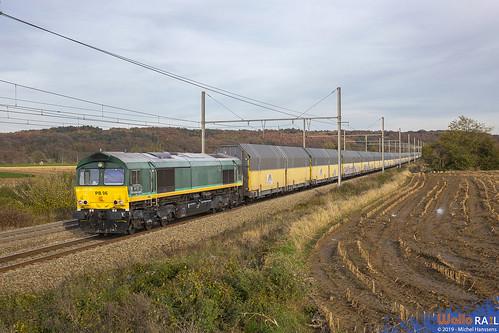 PB 06 . RTB Cargo . Z 42598 . Warsage . 22.11.19.