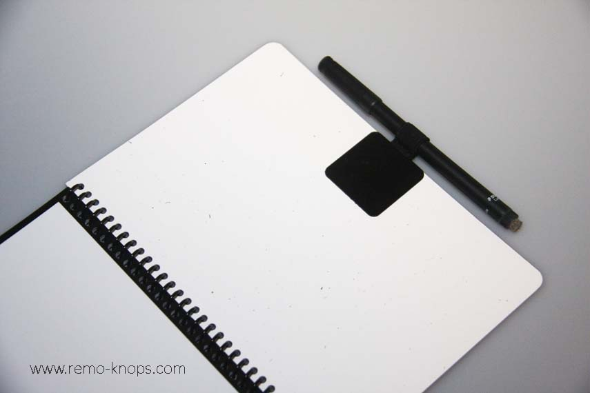 Bambook Whiteboard Notebook Review 8436
