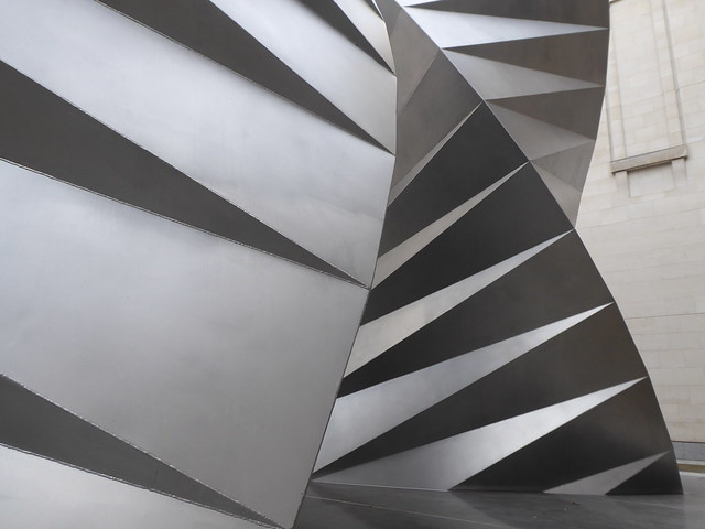 'Paternoster Vents', Paternoster Square, City of London