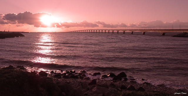 Le pont de l'île de Ré !!!