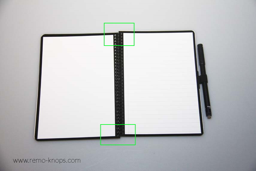 Bambook Whiteboard Notebook Review 8435