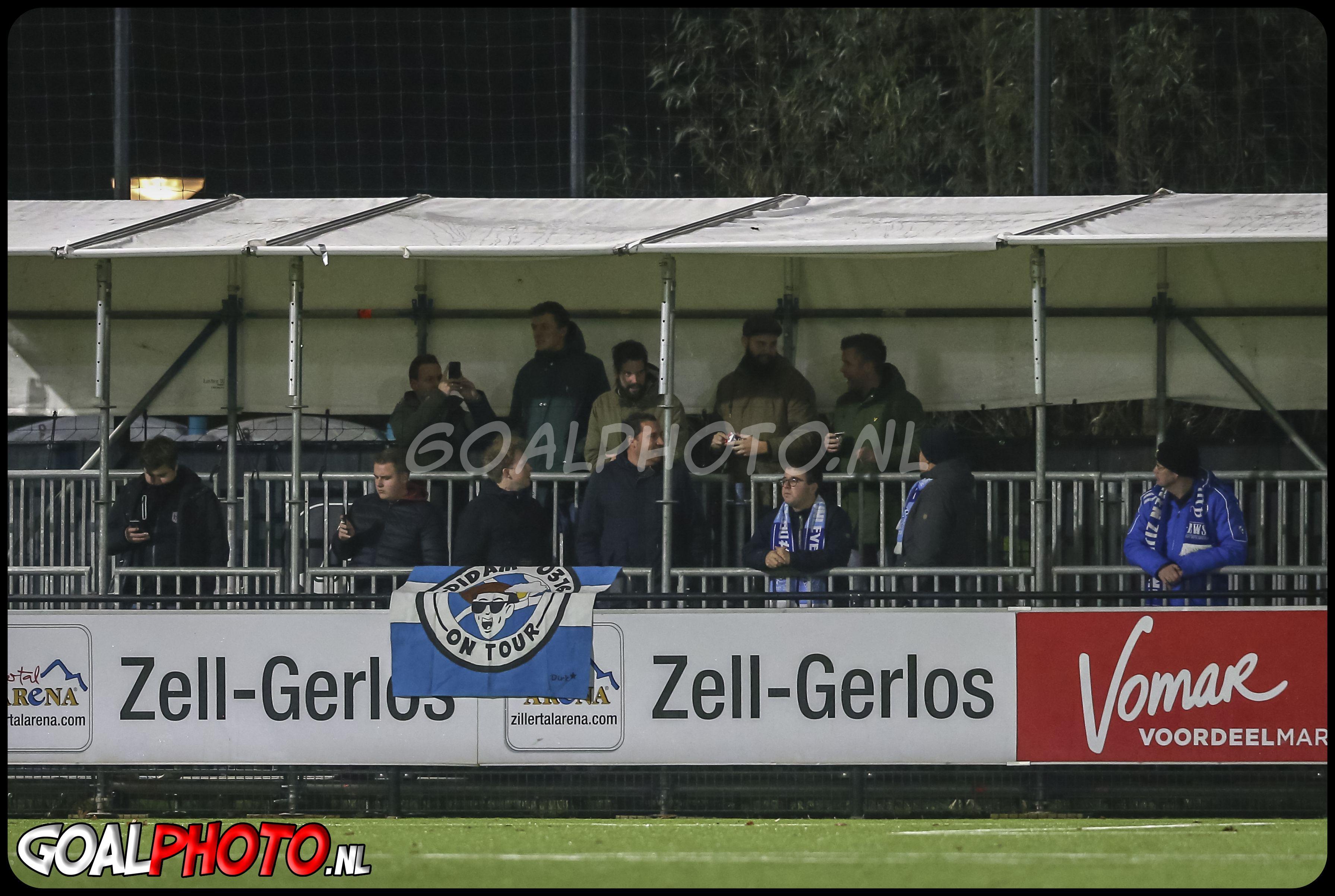 Jong AZ - De Graafschap 25-11-2019